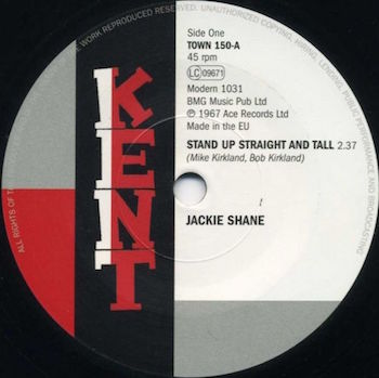 Shane ,Jackie - Stands Up Str.. / Ingram ,Luther - Oh Baby...