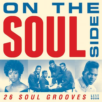 V.A. - On The Soul Side : 26 Soul Grooves ( cd )