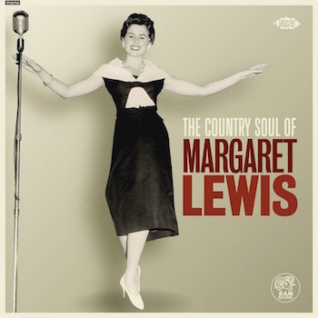 Lewis ,Margaret - The County Soul Of ( Ltd Ep )