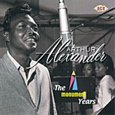 Alexander ,Arthur - The Monument Years