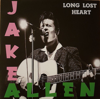 Allen ,Jake - Long Lost Heart + 3 ( Ltd 45's Ep )