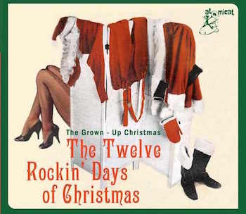 V.A. - The Twelve Rockin' Days Of Christmas