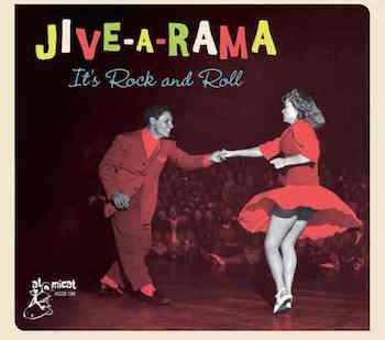 V.A. - Jive A Rama : It's Rock'n'Roll