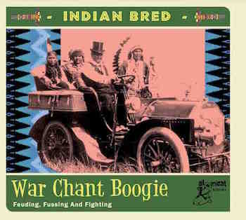 V.A. - Indian Bred : We Chant Boogie