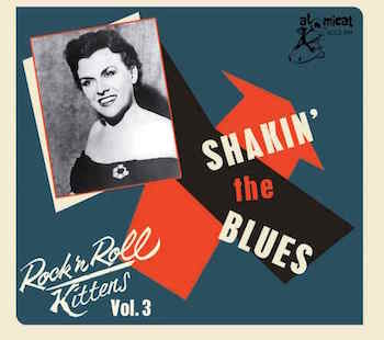 V.A. - Rock 'N' Roll Kittens Vol 3 : Shakin The Blues