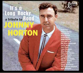 V.A. - It's A Long Rocky Ride : A Tribute To Johnny Horton