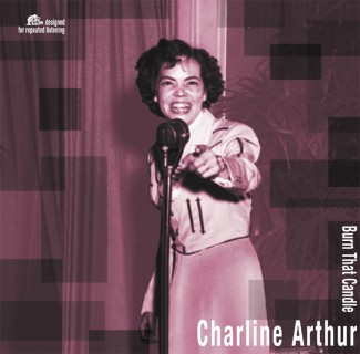 Arthur ,Charline - Burn That Candle