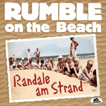 Rumble On The Beach - Randale Am Strand ( ltd lp )