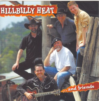 Hillbilly Heat - ...And Friends