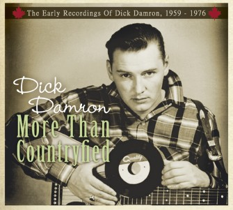 Damron ,Dick - More Than Countryfied 3 cd's