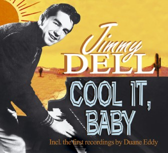 Dell ,Jimmy - Cool It Baby