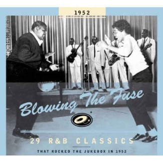 V.A. - Blowing The Fuse:That Rocked The Jukebox In 1952