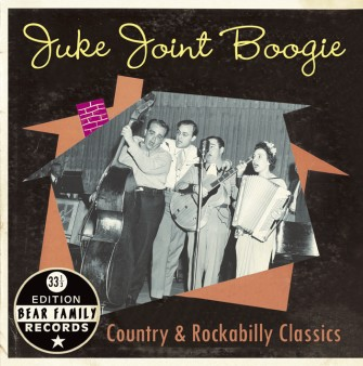 V.A. - Juke Joint Boogie 33 1/3 Edition ( Limited )