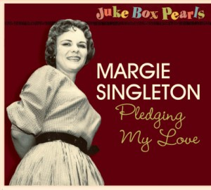 Singleton ,Margie - Pledging My Love
