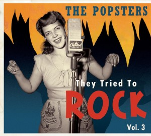 V.A. - They Try To Rock Vol 3 : The Popsters