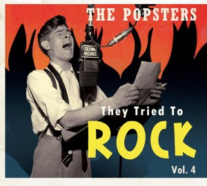 V.A. - They Try To Rock Vol 4 : The Popsters