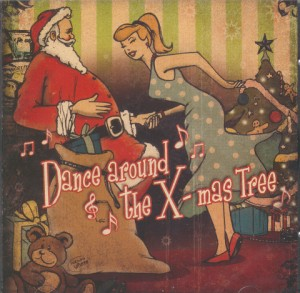 V.A. - Dance Around The X-Mas Tree