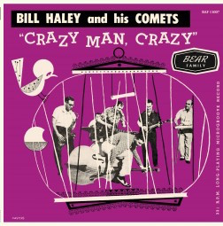 Haley ,Bill And His Comets - Crazy Man ,Crazy ( Ltd Color )