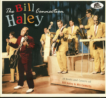 V.A. - The Bill Haley Connection ( cd)