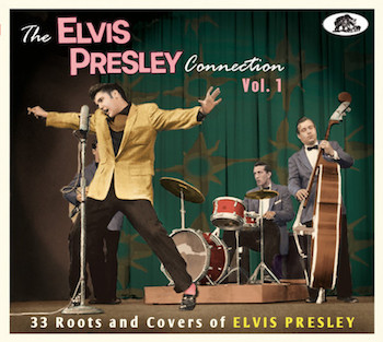 V.A. - The Elvis Presley Connection Vol 1