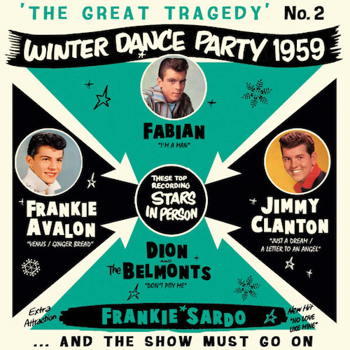 V.A. - The Great Tragedy : Winter Dance Party 1959 Vol 2
