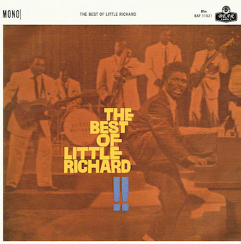 "Little ,Richard- The Best Of Little Richard ( Ltd 10"" )"