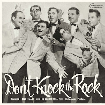 "Haley ,Bill And His Comets - Don' Knock The Rock ( 10"" Lp)"