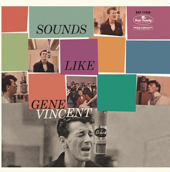Vincent ,Gene - Sounds Like Gene Vincent ( Ltd Color )