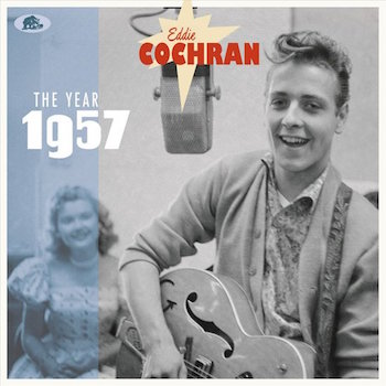 Cochran ,Eddie - The Year 1957 ( cd )