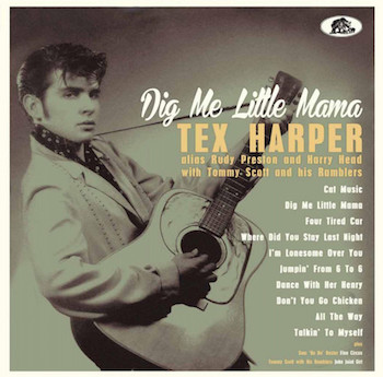 "Harper ,Tex - Dig Me Little Mama ( Ltd 10"" )"