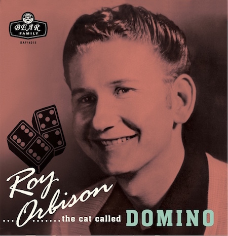 "Orbison ,Roy - The Cat Called Domino ( Ltd 10""s + cd - 45 Rpm)"