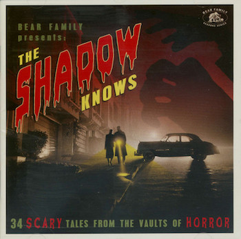 V.A. - Season's Greetings : The Shadow Knows ( ltd cd)