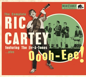 Cartey ,Rick - Oooh-Eee : The Complete Rick Cartey..