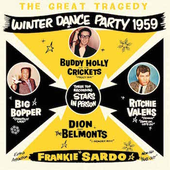 V.A. - The Great Tragedy : Winter Dance Party 1959