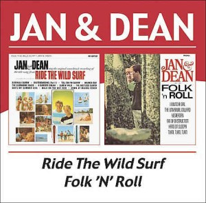 Jan & Dean - 2on1 Ride TheWild Surf/Folk 'N' Roll