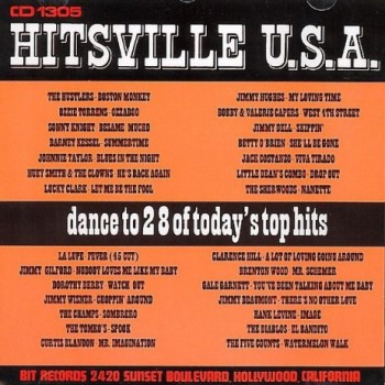 V.A. - Hitsville U.S.A ( 2 lp's , Rare Deleted )