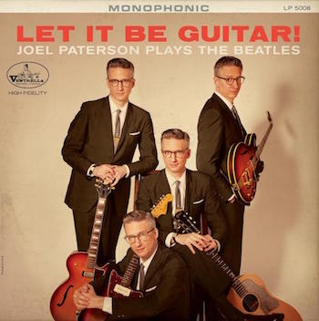 Paterson, Joel - Let it Be Guitar ! Plays The Beatles ( Ltd Lp)