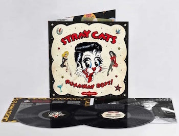 Stray Cats - Runaway Boys ( Lp Gatefold Sleeve )