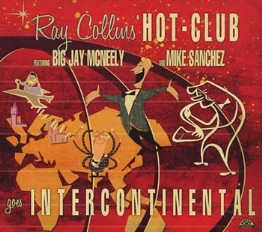 Collins Hot Club ,Ray - Goes Intercontinental
