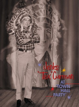 Carman ,Tex - At Town Hall Party