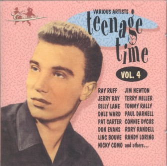 V.A. - Teenage Time Vol 4