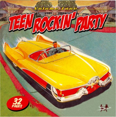 V.A. - Teen Rockin' Party Vol 4