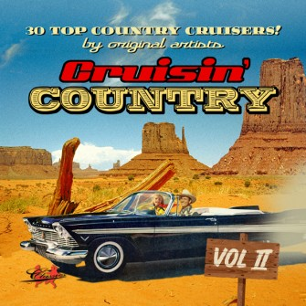 V.A. - Cruisin' Country Vol 2