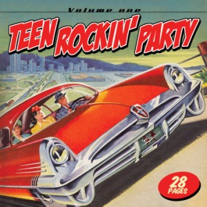 V.A. - Teen Rockin' Party Vol 1