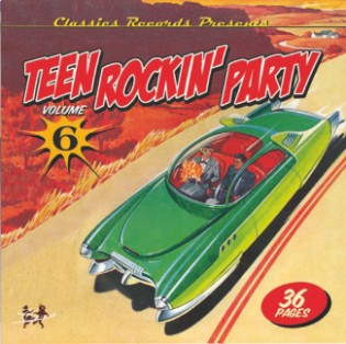 V.A. - Teen Rockin' Party Vol 6