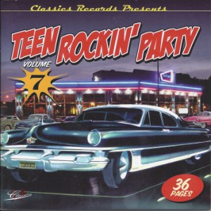 V.A. - Teen Rockin' Party Vol 7