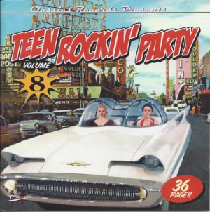 V.A. - Teen Rockin' Party Vol 8