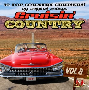 V.A. - Cruisin' Country Vol 8