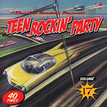 V.A. - Teen Rockin' Party Vol 17