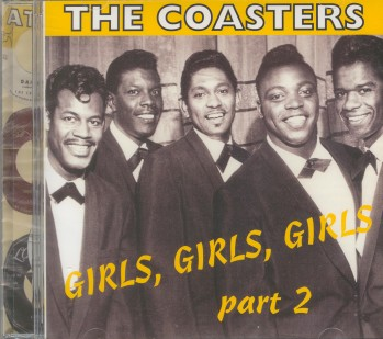 Coasters, The - Girls Girls Girls Vol 2